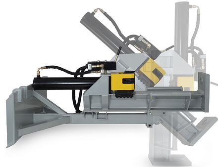 Titan Attachments Hydraulic Log and Wood Splitter