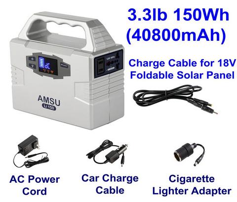 AMSU 3.3lb 100W(Peak 200W)