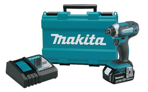 Makita XDT111 3.0 Ah