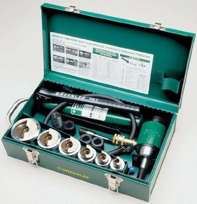 Greenlee 7506 Slug-Splitter
