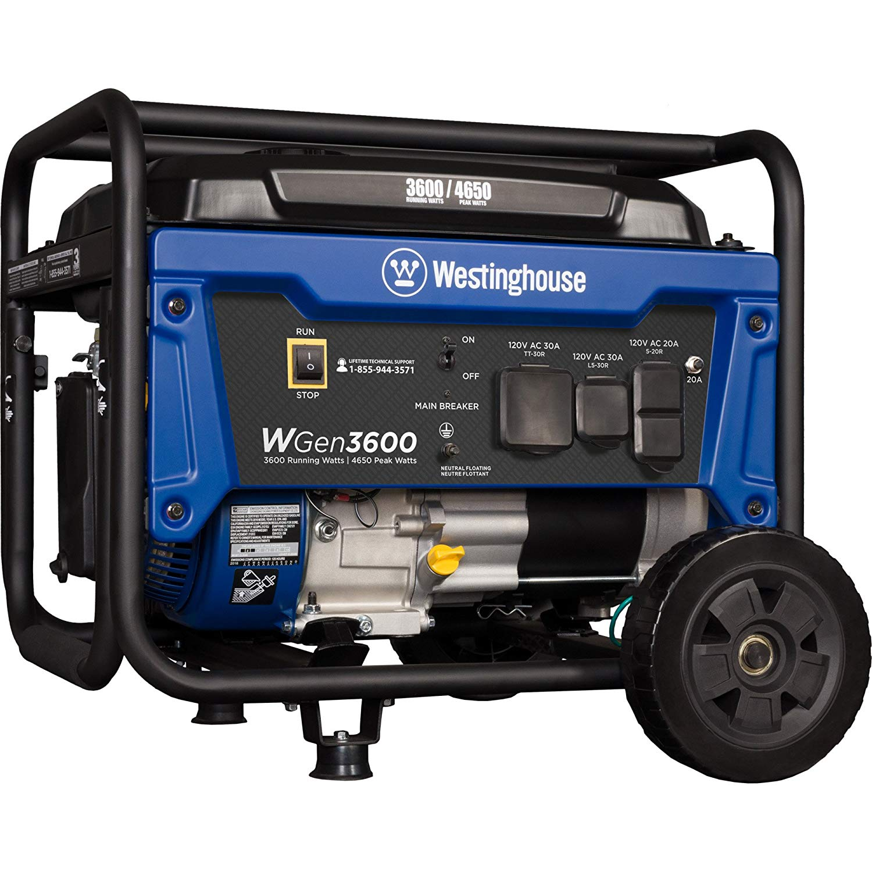 Westinghouse WGen3600