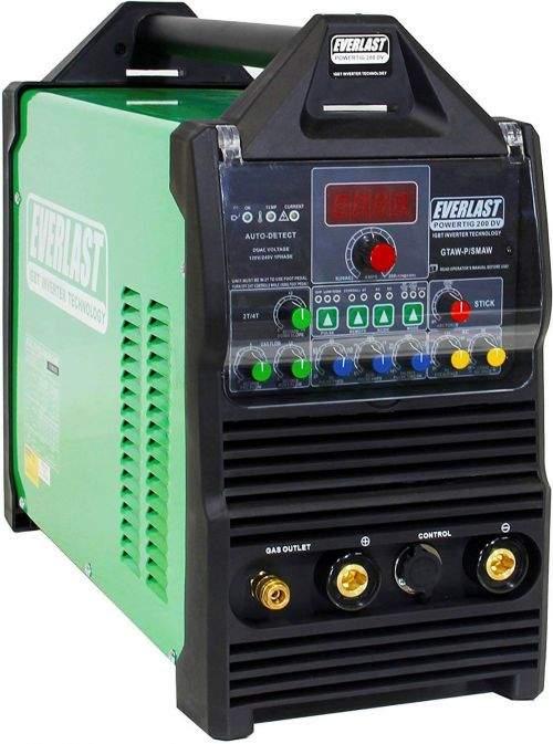 Everlast PowerTIG 200DV