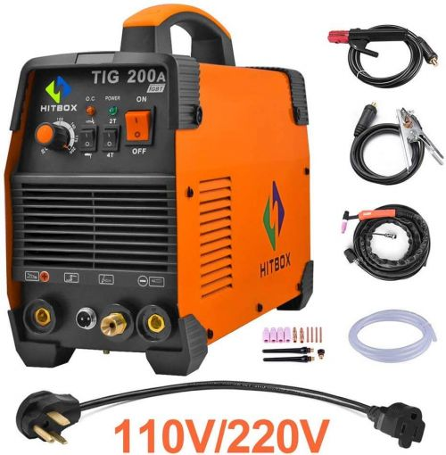 HITBOX TIG200A