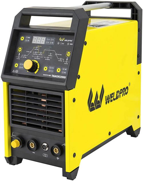 Weldpro Digital TIG ACDC 200GD